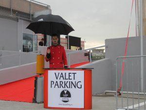 Valet Parking Bucuresti
