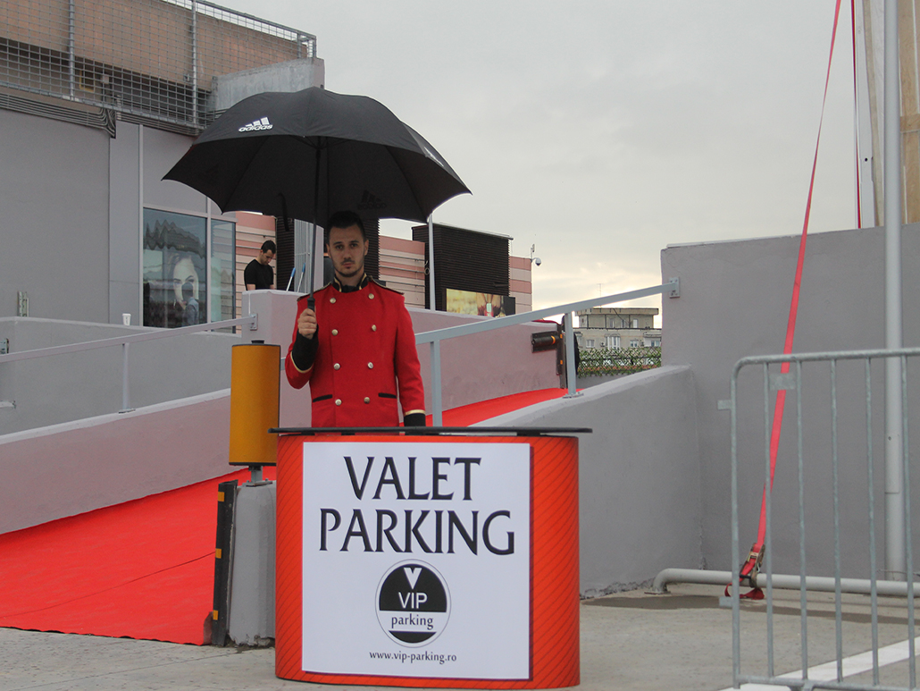 Valet Parking Bucuresti